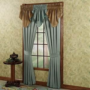 New home designs latest : Home curtain designs ideas