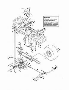 Wiring Database 2020  26 Troy Bilt Belt Diagram