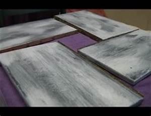 Furniertes Holz Streichen : video so trimmen sie m bel auf shabby chic anleitung ~ Lizthompson.info Haus und Dekorationen