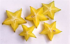 Star Fruit in Mango-Orange Sauce Recipe