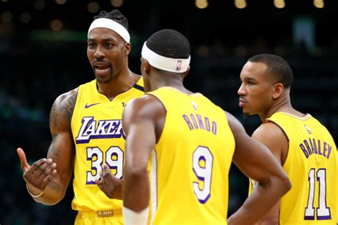 Avery Bradley, Rajon Rondo leaving Lakers in free agency ...