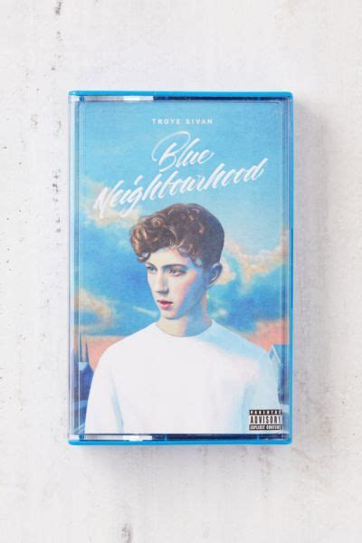 Troye Sivan   Blue Neighborhood Cassette Tape   Urban