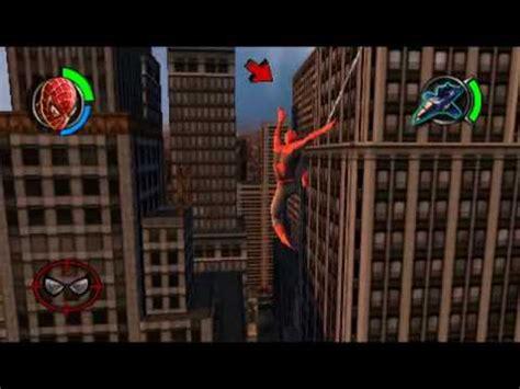 spiderman  sony psp youtube