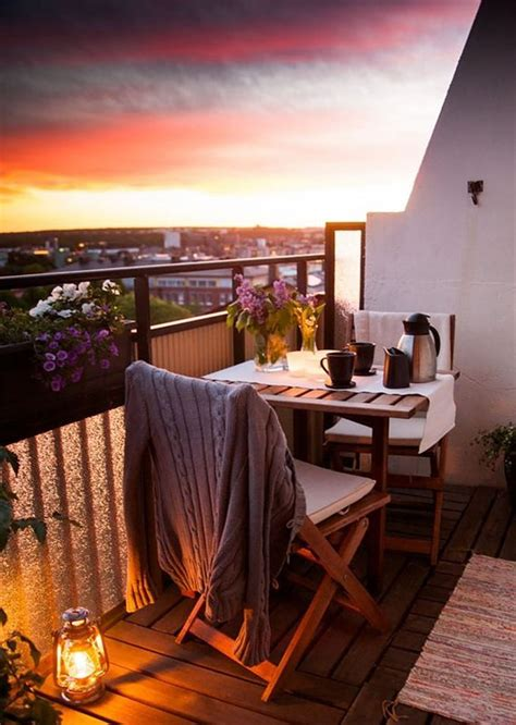 Decorating Ideas Design by 50 Cozy Balcony Decorating Ideas