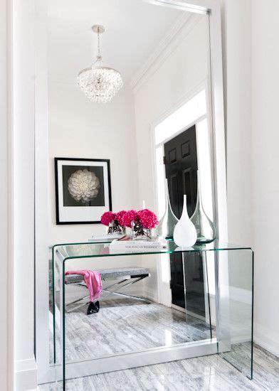 floor mirror console table best 20 large floor mirrors ideas on pinterest