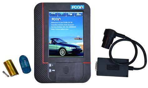 F3-w Car Pro Car Professional Diagnostic Scanner