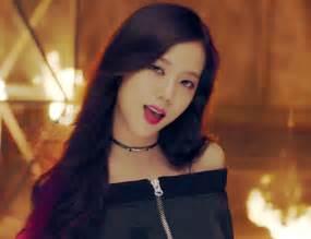 Jisoo Pink Black
