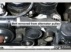 BMW E46 Alternator Replacement BMW 325i 20012005, BMW