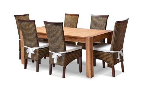 Esszimmer Le Rattan by Esszimmer Rattanst 252 Hle Dogmatise Info
