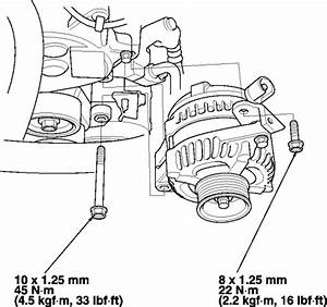 2001 Chrysler 300m Alternator Diagram