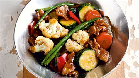 chinese style vegetable stir fry recipe