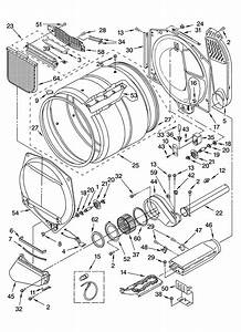 Kenmore Dryer Wiring Diagram Heating Element