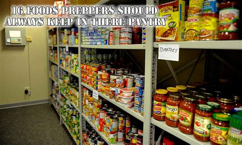 16-foods-preppers-should-always-keep-in-there-pantry