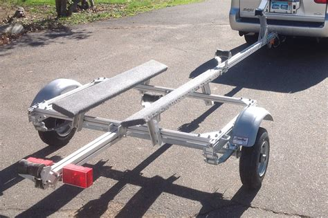 Small Aluminum Boat Trailer by Trailex Sut 350 S Small Boats Monthly