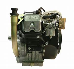 8hp Kawasaki Engine  Tapered Shaft  Es  Ac Charge  John