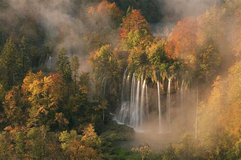 Bask In These Breathtaking Waterfalls From All Over The World