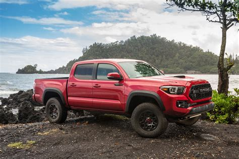 2017 Toyota Tacoma Trd Pro Off-road Review