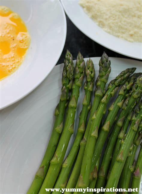 how to make asparagus crispy asparagus fries grain free