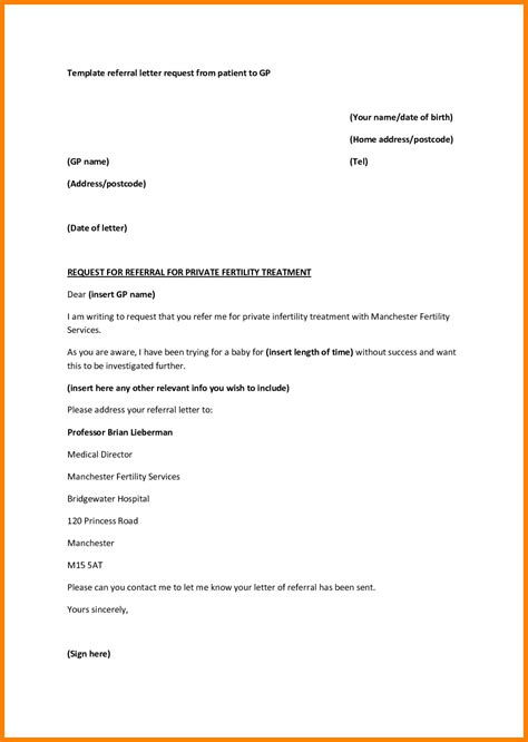 Referral Letter  Letters  Free Sample Letters. Real Estate Agent Resume Samples Template. House Inventory Checklist. Vet Receptionist Cover Letter Template. Statement Of Professional Goals Examples Template. Blank Straight Bill Of Lading Short Form. Sample Of Recruitment Proposal Sample Letter. What To Include In A Business Brochure Template. Topics For Essay Writing For College Students Template