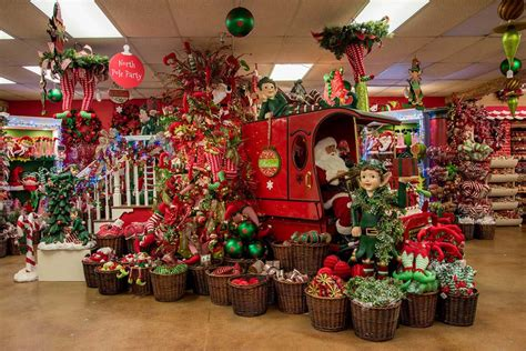 Texas' Largest Christmas Store