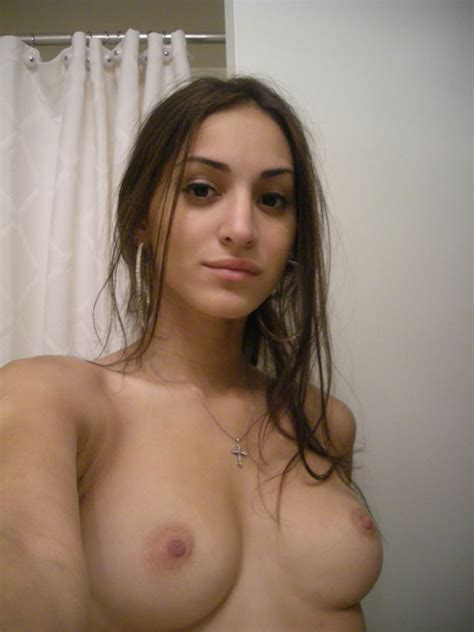 Show Me Your Funbags Hot Brazilian Amateur Shows Her