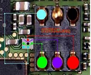 Nokia 1600 Sim Ic Jumper Ways  Nokia 1600 Insert Sim