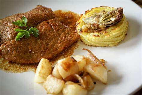 cuisiner escalope de veau escalopes de veau sautées recette des escalopes de veau