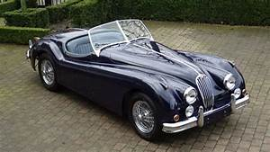 1955 Jaguar Xk140 Is Listed Sold On Classicdigest In