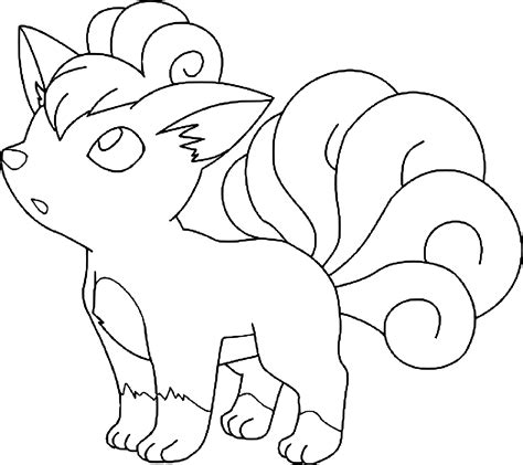 immagini di pokémon da disegnare coloriage goupix 224 imprimer