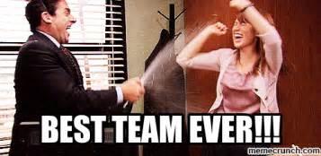 The Best Meme Ever - best team ever