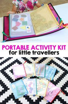 Permalink to Busy Bags For Little Travellers