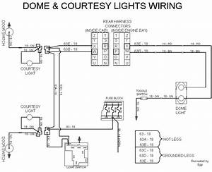 Gm Courtesy Light Wiring Diagram