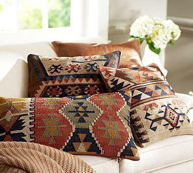 Pottery Barn Sofa Pillows by Shelton Kilim Decorative Pillow Cover Pottery Barn