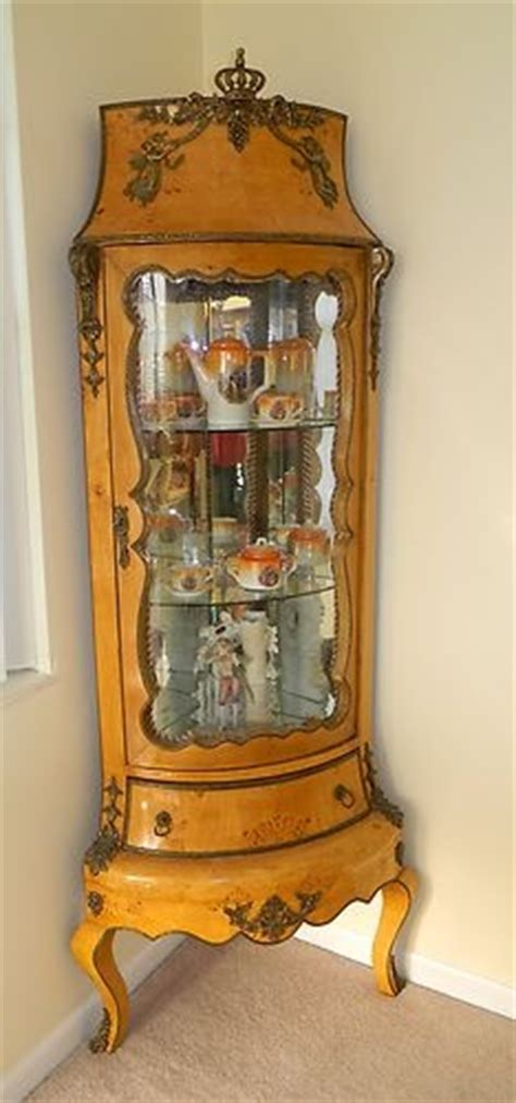 antique china cabinets 1800 s 91 best images about victorian china cabinets on pinterest