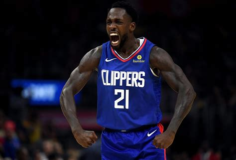 Patrick beverley (born july 12, 1988) is an american point guard for the los angeles clippers of the national basketball association (nba). LA Clippers: Patrick Beverley & Montrezl Harrell advance to 2K semifinals