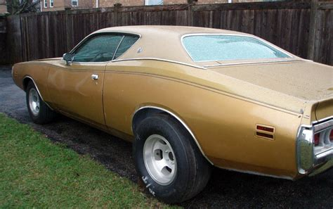 miles  dodge charger