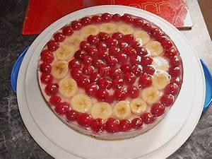 Vegane Rezepte Kuchen : vegane kirsch bananen torte von luzifer1302 ~ Frokenaadalensverden.com Haus und Dekorationen