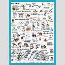 Wortschatz  Der Sport  Wortschatz (deutsche Vokabeln)  German Vocabulary Pinterest