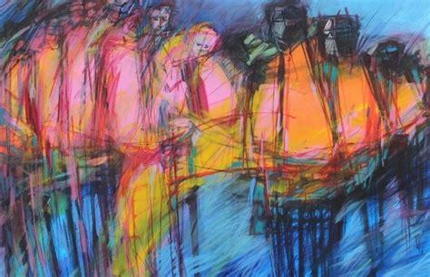 ad van den brink collectie kunst  art kunstuitleen en kunstverkoop van moderne schilderijen