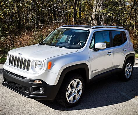 2015 Jeep Renegade Limited 4×4