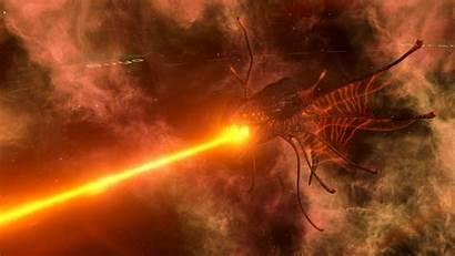 Stellaris Leviathans Void Dragon Wallpapers Dlc Player