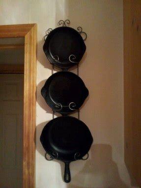 cast iron pot rack foter