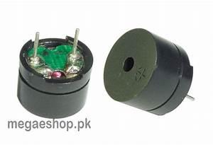 Passive Electronic Buzzer 2085 16r Resistance 3v 5v 9v 12v