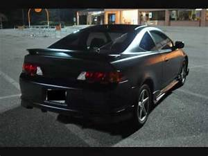 Satin Black RSX - YouTube