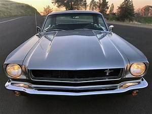 1966 FORD MUSTANG RESTOMOD - V8 - PS - SEE VIDEO - NO RESERVE ! - Classic Ford Mustang 1966 for sale