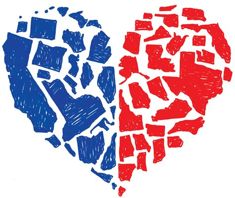 divided political heart    dionne jr