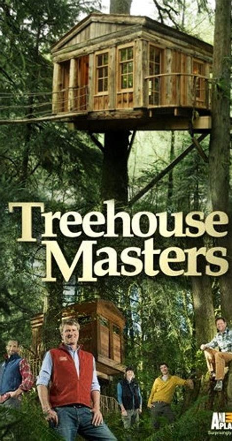 treehouse masters tv series