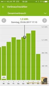 Stromverbrauch Eines Gerätes Berechnen : smart metering mit fhem und loxone den stromverbrauch im smart home immer im griff ~ Themetempest.com Abrechnung