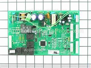 Ge Wr55x10942p Control Board