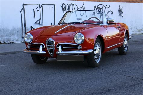 1960 Alfa Romeo by 1960 Alfa Romeo Giulietta Spider Collection Cars Since